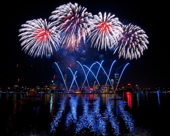 boston fireworks 2011