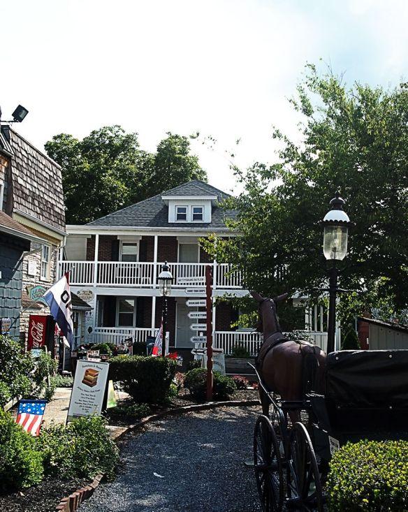 Gettysburg Lane