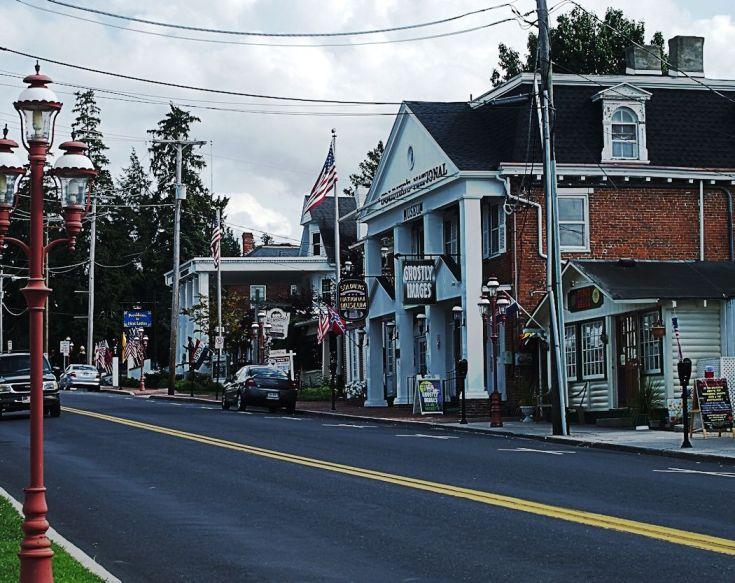 Main St., Gettysburg