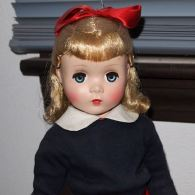 This is Annabelle. My perfect doll friend.