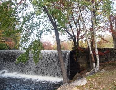 Manchaug Falls - 2011