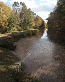 October 2011 - Blackstone Canal