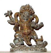 Boddhivista, probably 19th century, Tibet?
