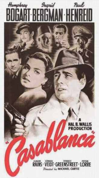 casablanca movie-movie