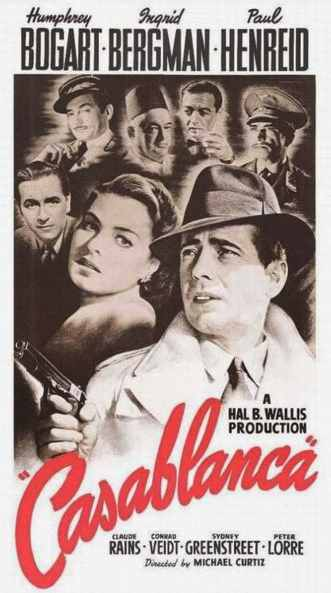 casablanca movie-movie