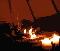 Fire pit ARTO-300-72