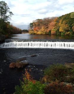 Dam on the Mumford