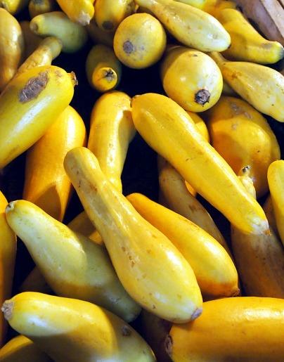 Yellow winter squash