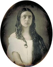Louisa Lane Drew 1840-48