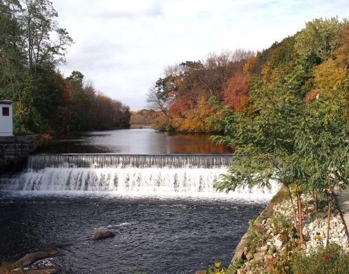 Mumford Dam