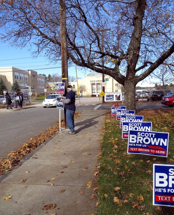 Election Day 2012