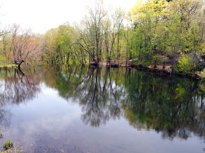 Manchaug lake