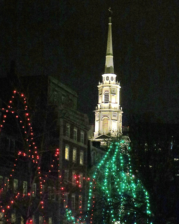 Old South Church steeple