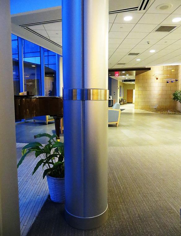 Dana Farber lobby