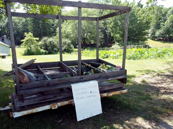 July 2012 - Farm Stand