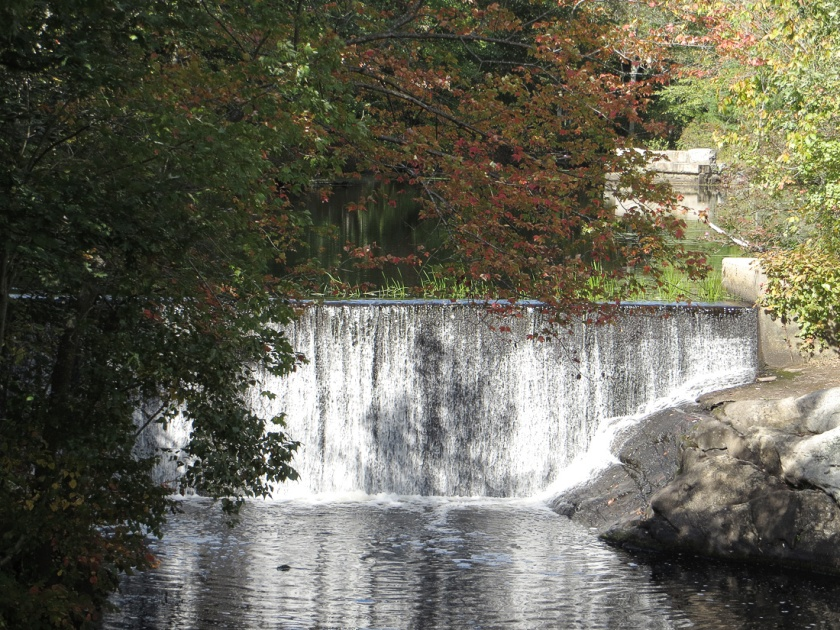 West Dam