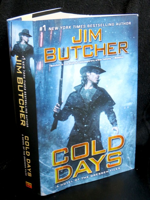 JIM BUTCHER: COLD DAYS | Serendipity Seeking Intelligent