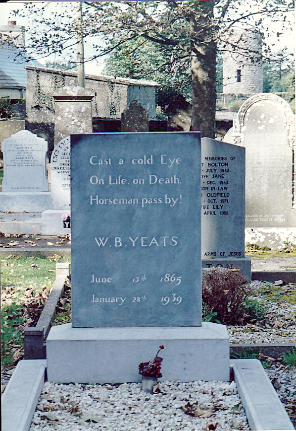 Yeats' Grave in Sligo