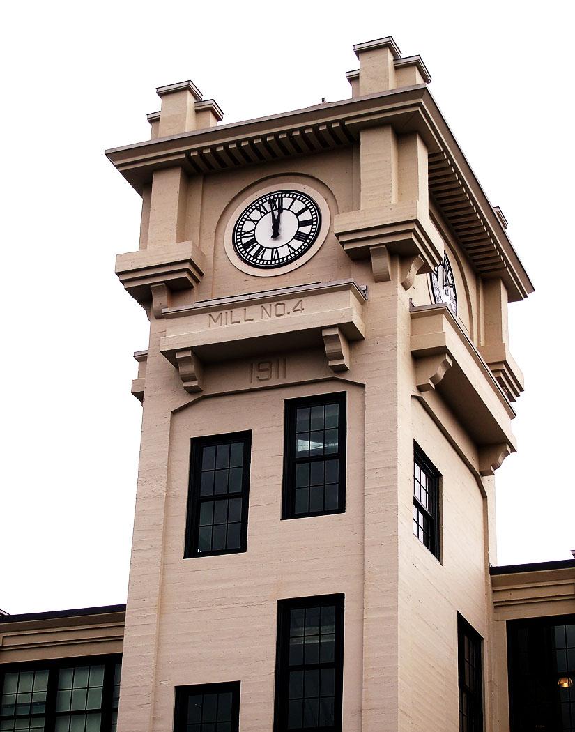 1911 - Mill No. 4