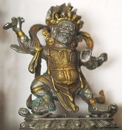 I think Tibetan