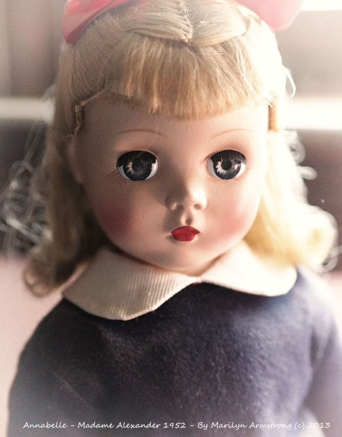 Annabelle - by Madame Alexander - 1952