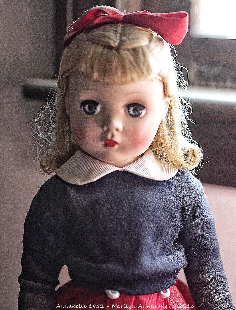 Annabelle Too