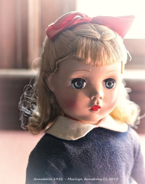Portrait of Annabelle