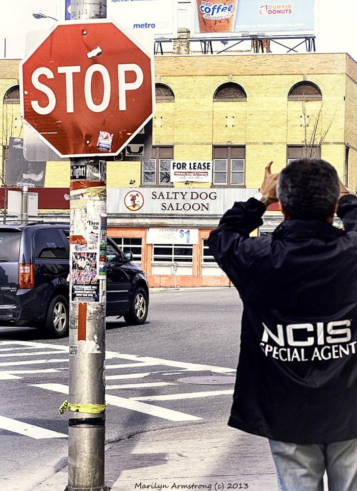 Garry shooting in Worcester