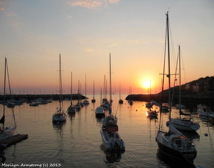 Sunrise Rockport