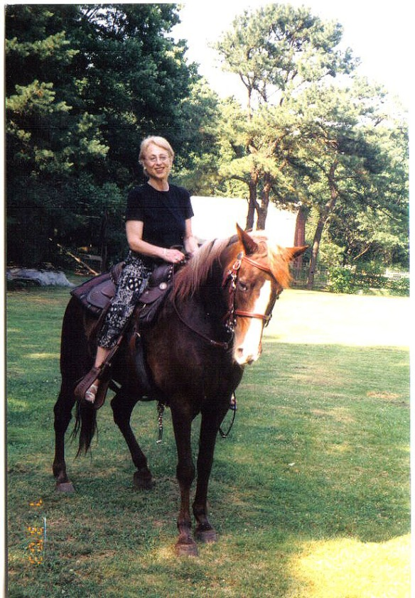 m-horseback
