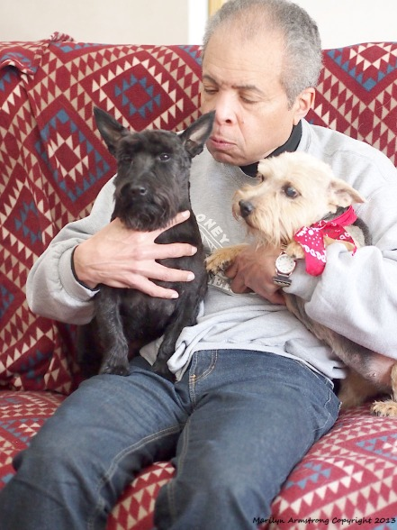 Terriers and Garry