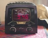 Philco Clock Radio CD