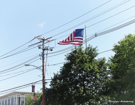 Flag Over Uxbridge