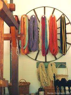 Yarn shop