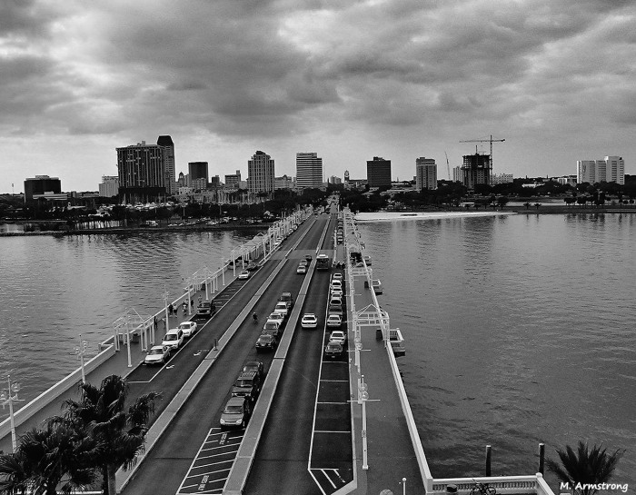 St. Pete and the causeway