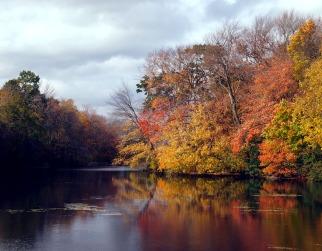 Uxbridge Center Mumford River