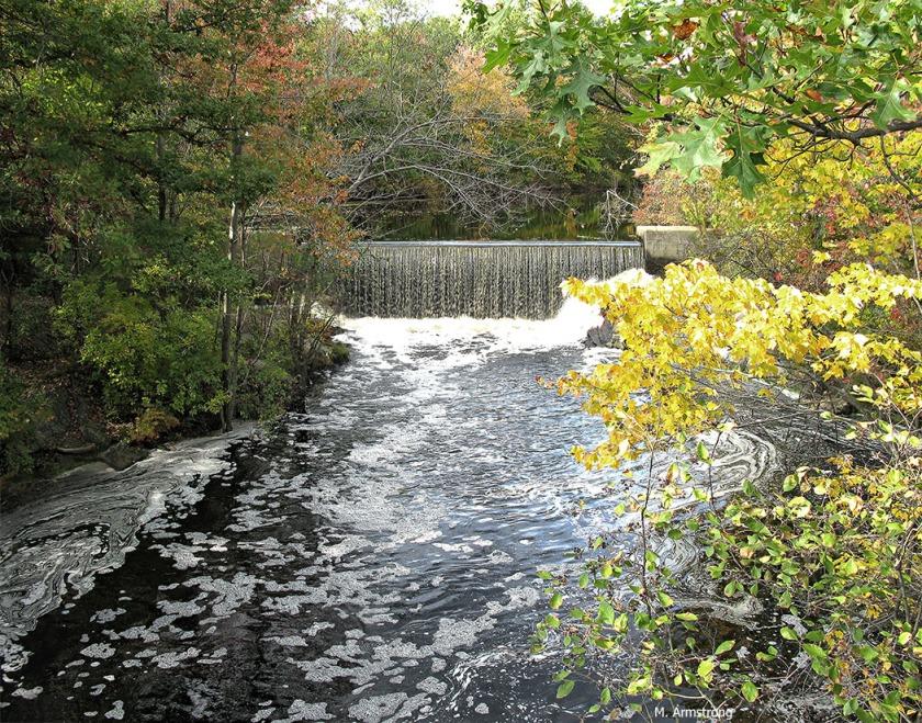 Blackstone Dam & Spillway