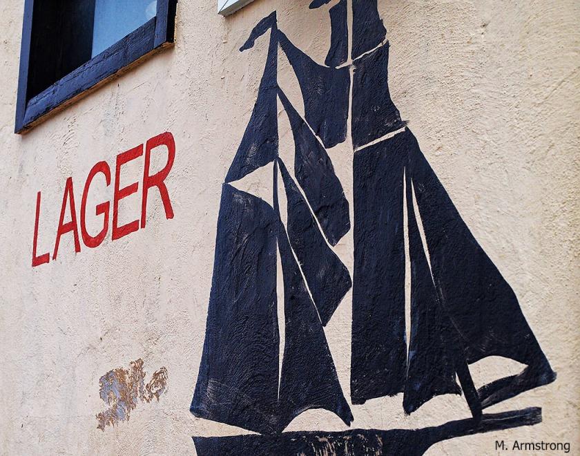 Stand Out Graffitti