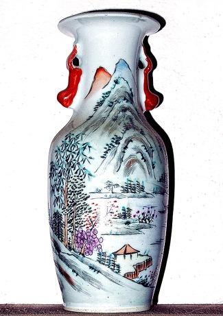 pottery Qianlong-1736