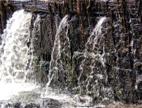 Whitins Pond Dam