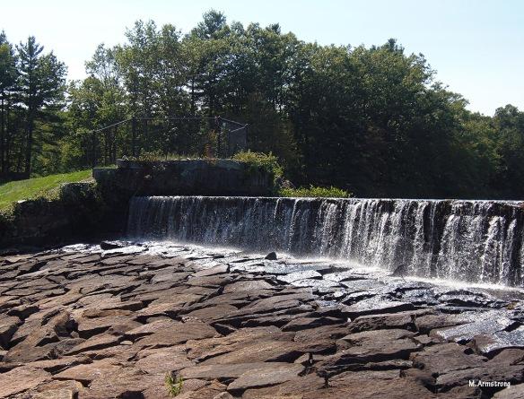 Whitins Dam - 7