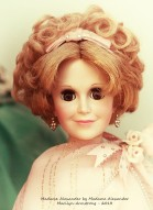 Madame Alexander herself
