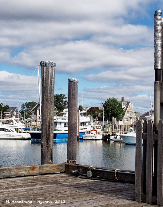 Hyannisport harbor