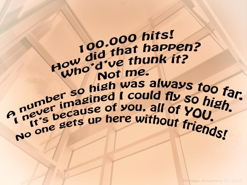100,000 HITS