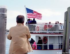 Harbor flag