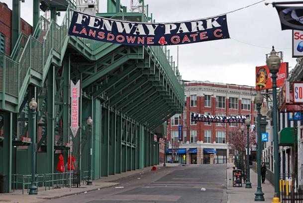 fenway park lansdown