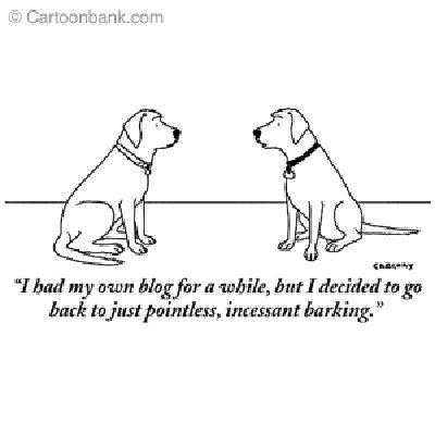 incessant barking