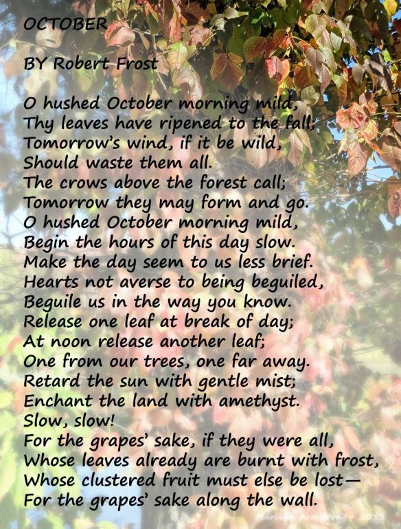 October-RFrost