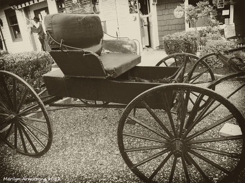 Gettysburg buggy