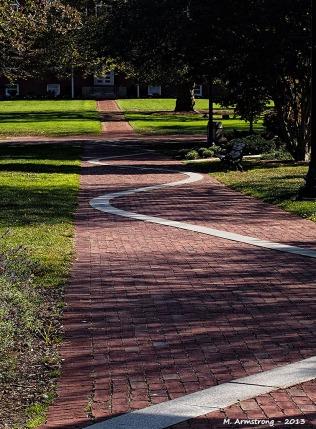 Hyannis Sidewalk 2